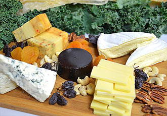 platters cheese